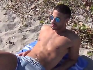 latin beach bareback