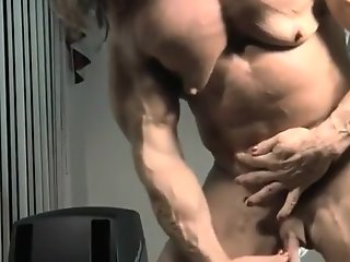 muscle hermaphrodite jacks tiny dick