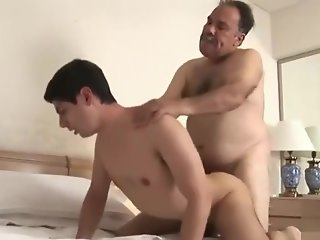 dad fucks