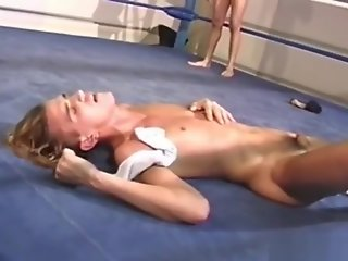 totally naked nude wrestling