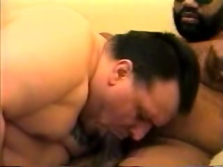 superchub fucked black guy