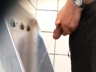 urinal spy turkish arab cocks pissing