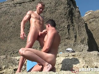 jalifstudio french jocks fuck outside cruising