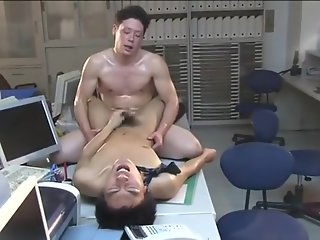 japan office sex
