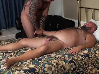 foster marc angelo handjob bearfilms