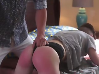 spanked twink naughty