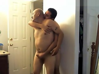 mexican daddy fucks gay