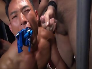 cumshot gay japan