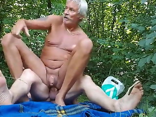 cruising wonderful slutty grandpa