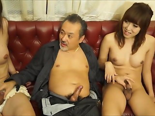 asian ladyboys used older men