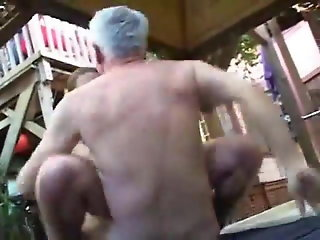 granddad fucks men ass