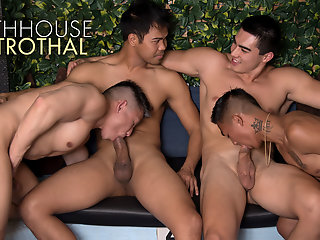 sexy rich gaysians 5: bathhouse betrothal