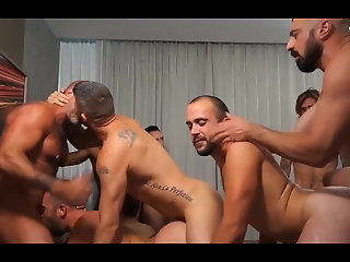 epic twin brothers gangbang 17 men