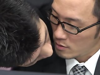japanese office gay