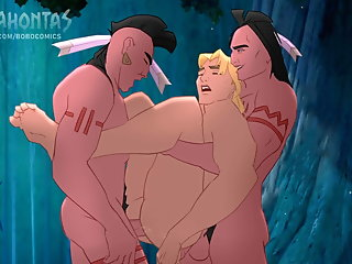 Sex animation gay Sucre LGBT