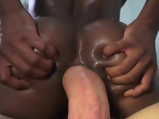 cock fucks black tight ass amateur