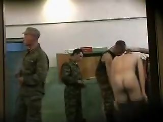 russian army cadets ������\ showers