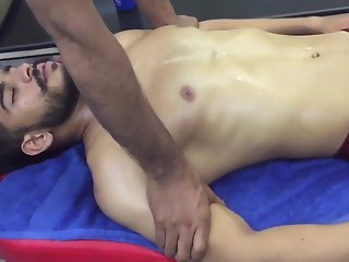 sexy indian male model nipple worship