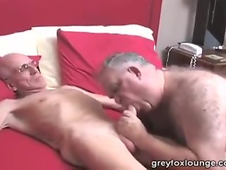 mature guys silver daddy