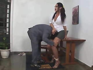 latina tanny fucks guy