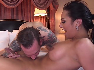 chanel santini shemale cumswap guy